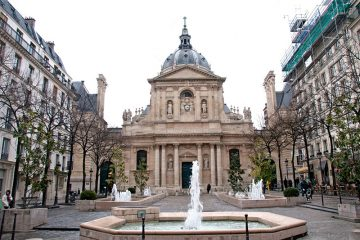 Thạc sĩ Luật dân sự Panthéon - Sorbonne Paris 1